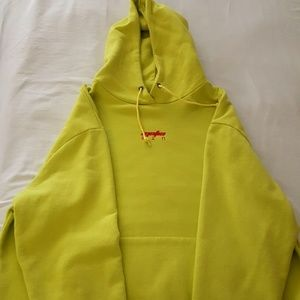 semi frozen hoodie